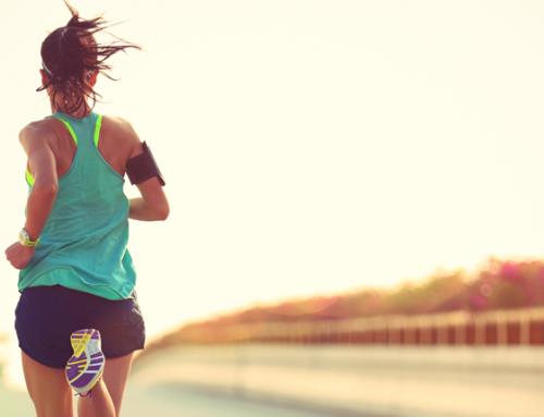 Correndo atrás da boa forma