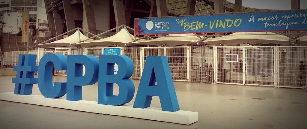 Qualidados marca presença na Campus Party, maior Feira de Tecnologiae Inovaçãodo Brasil
